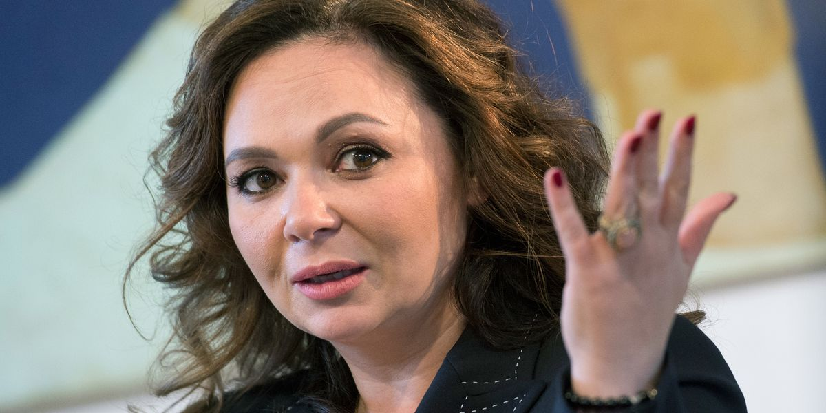 Russian lawyer who met Trump Jr. charged in unrelated case
