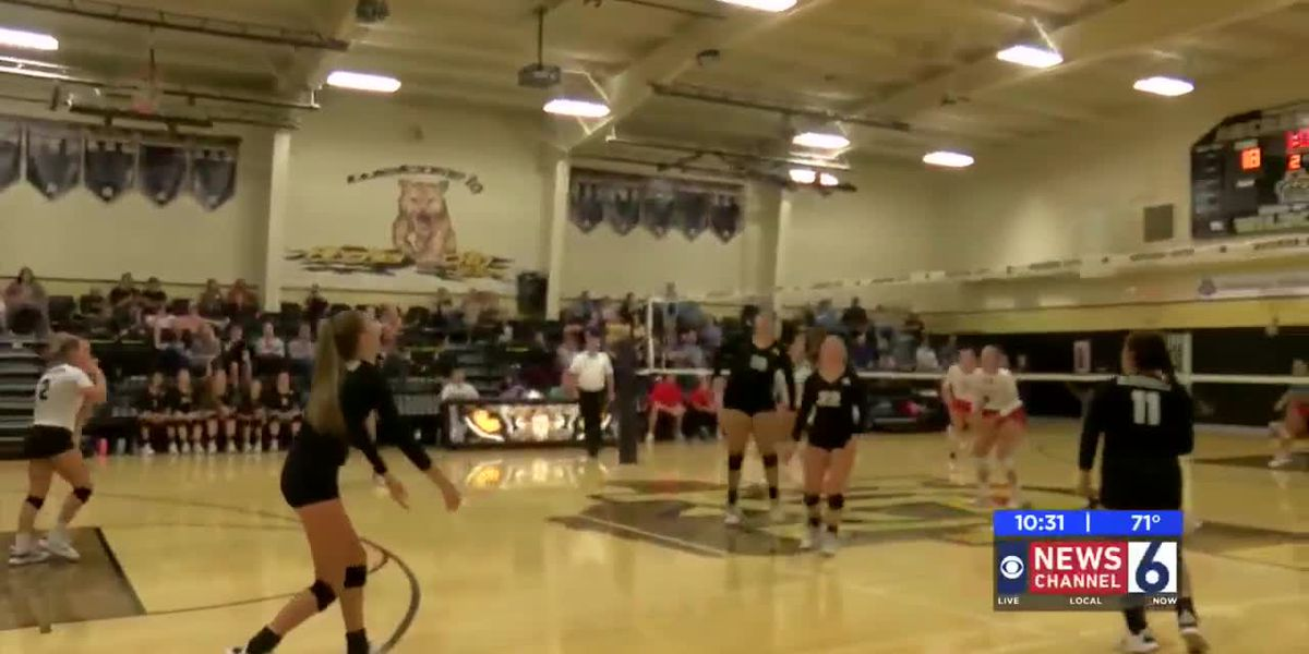 Week 1: High school volleyball player of the week
