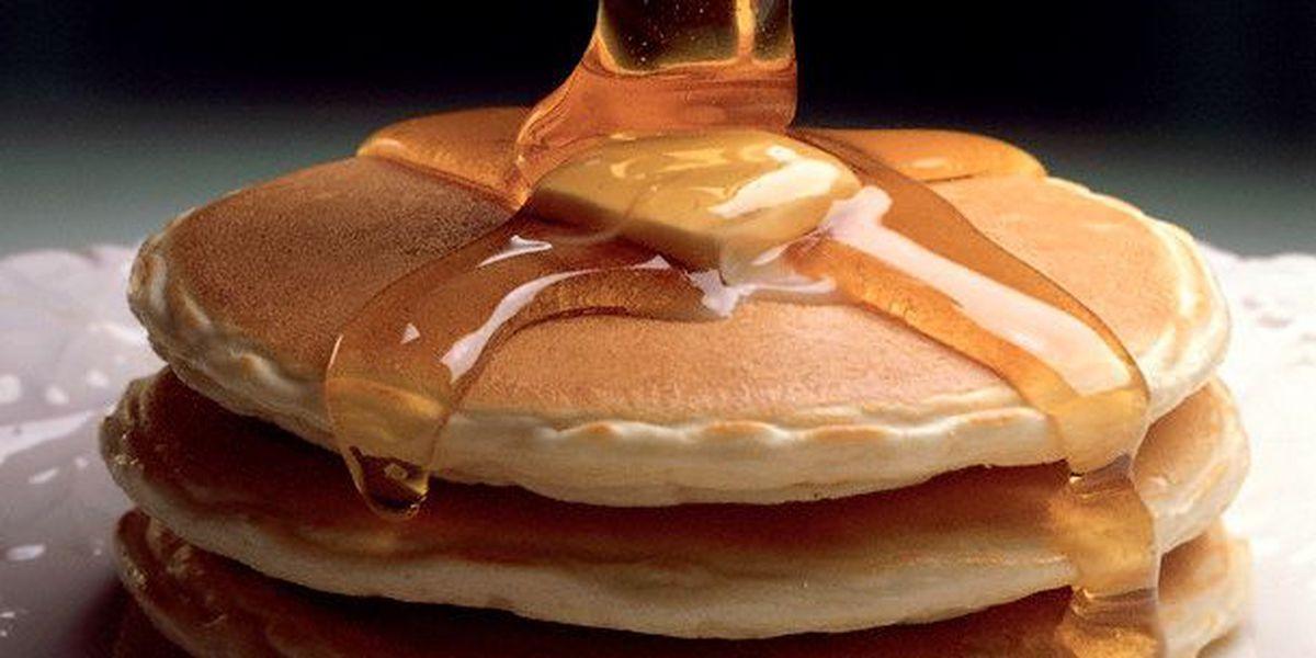 Burk Boys & Girls Club Pancake Feed