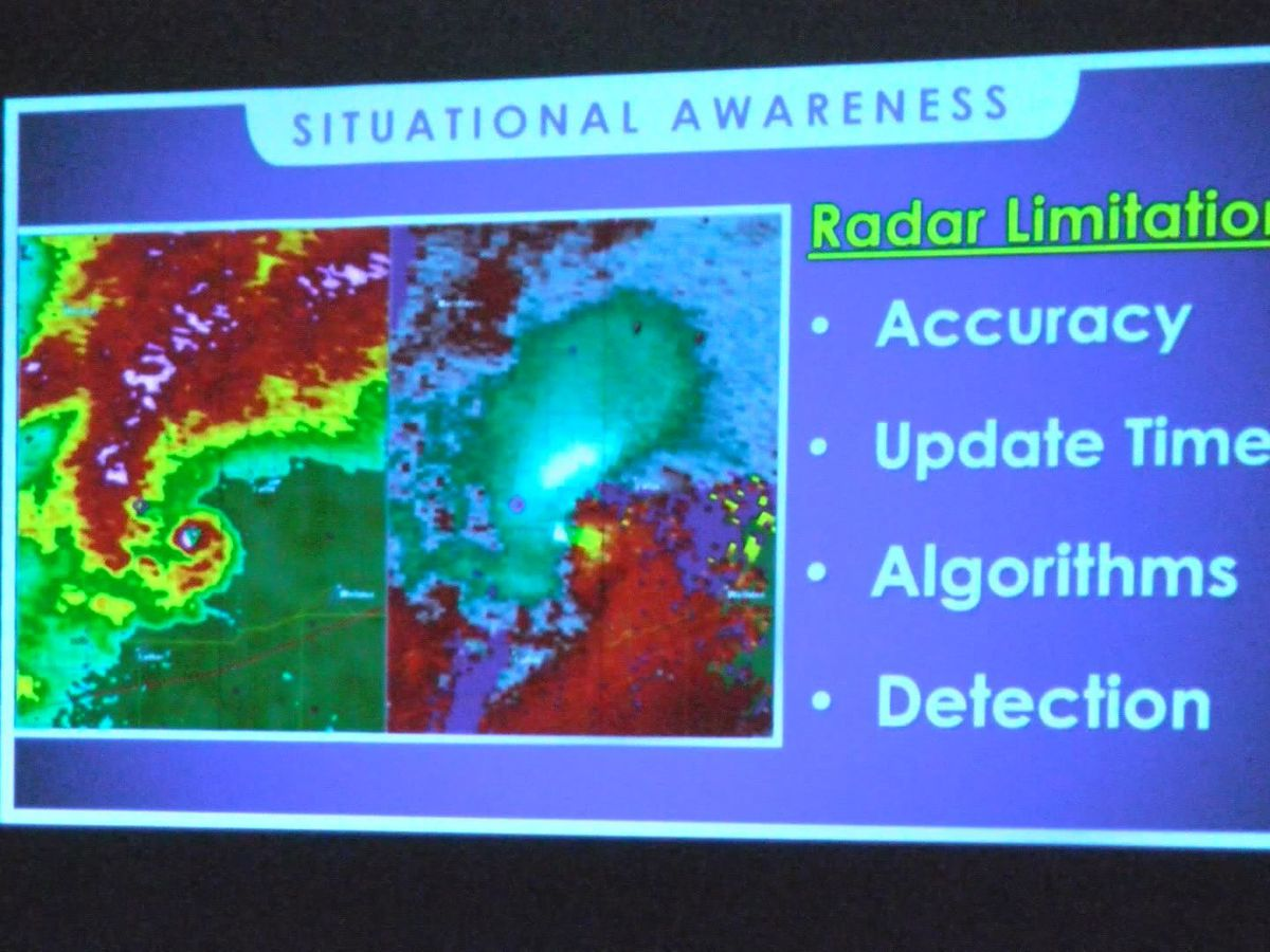 National Weather Service preparing for weather spotter training