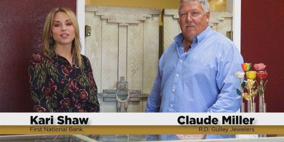 Banking On Business: R.D. Gulley Jewelers