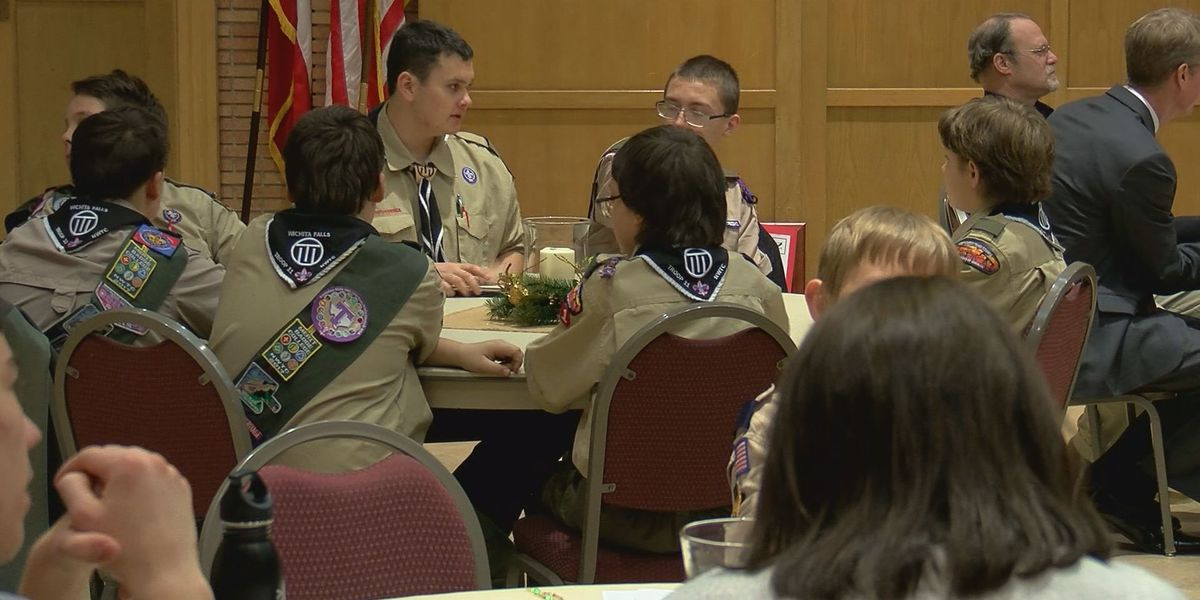 Big Night for Northwest Texas Council, BSA