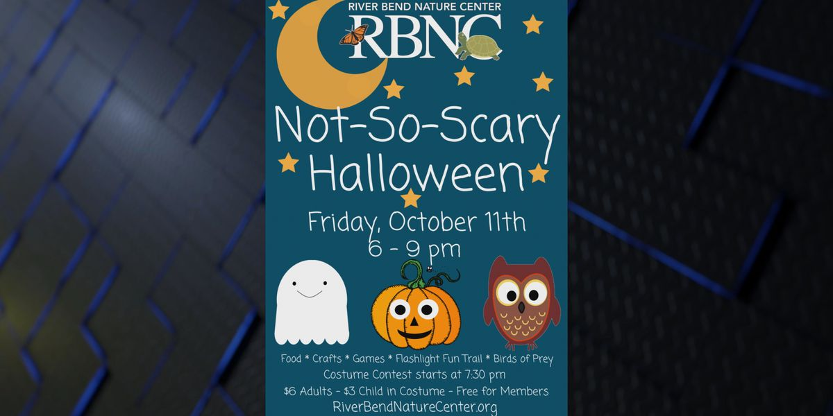 RBNC's 15th Annual Not-So-Scary Halloween event