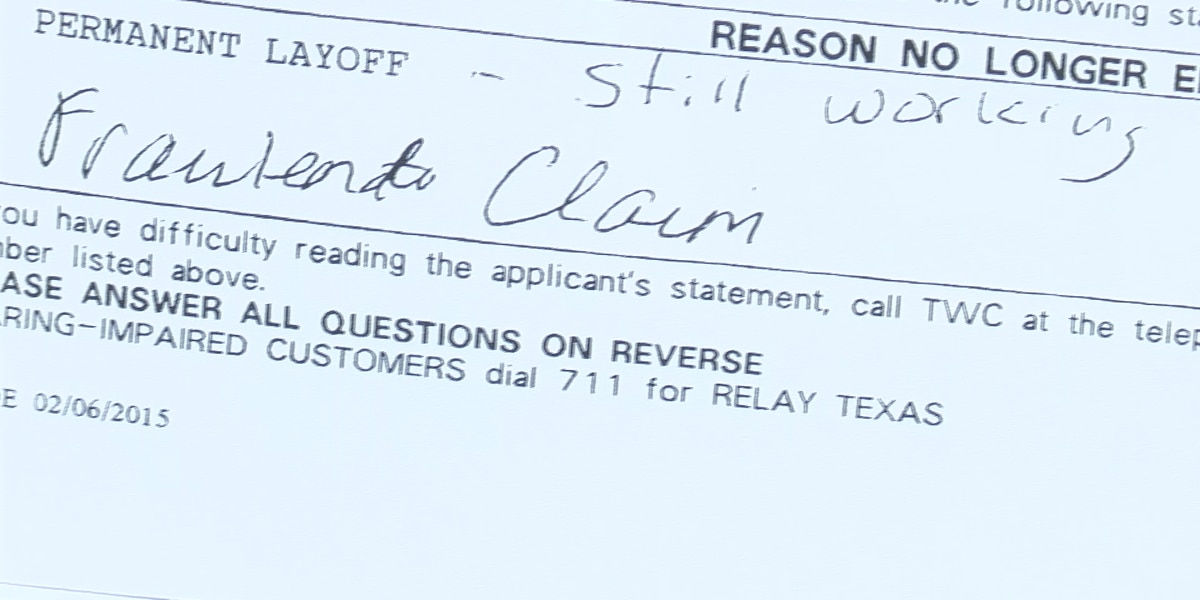 New unemployment fraud scam targets still-employed workers