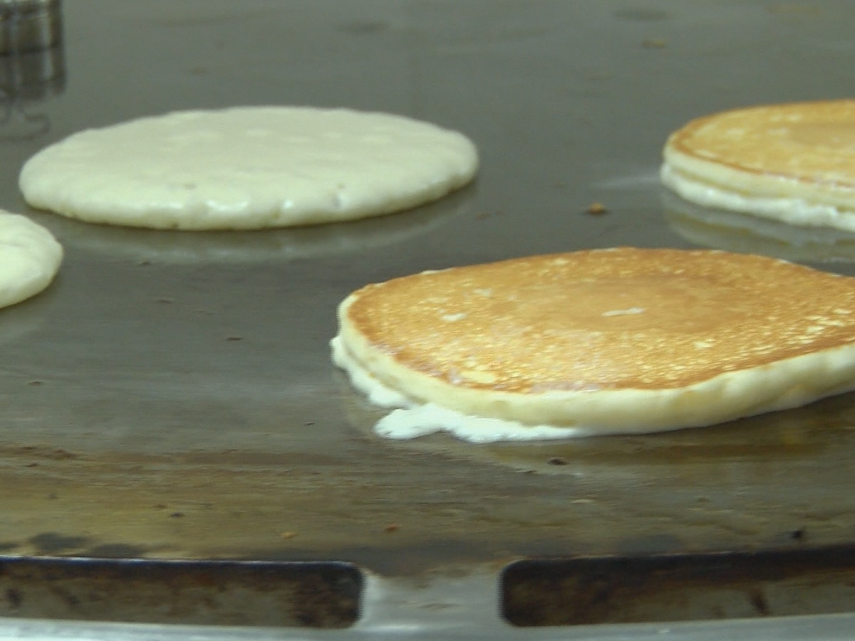 Pancake festival celebrates 64 years