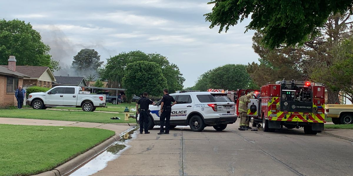 UPDATE: One hospitalized after house fire on Karla Street
