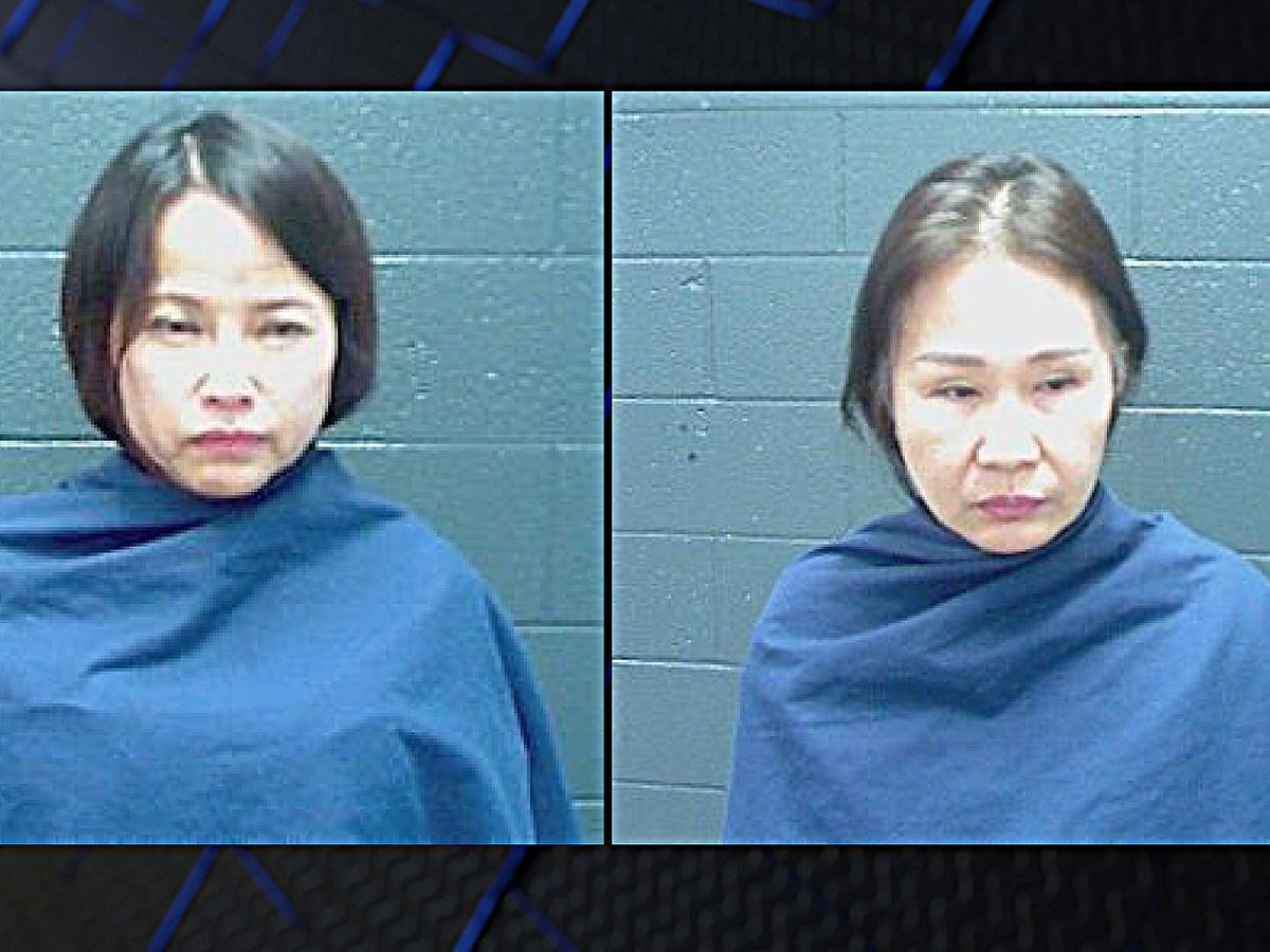 Two women arrested at WF spa on prostitution charges