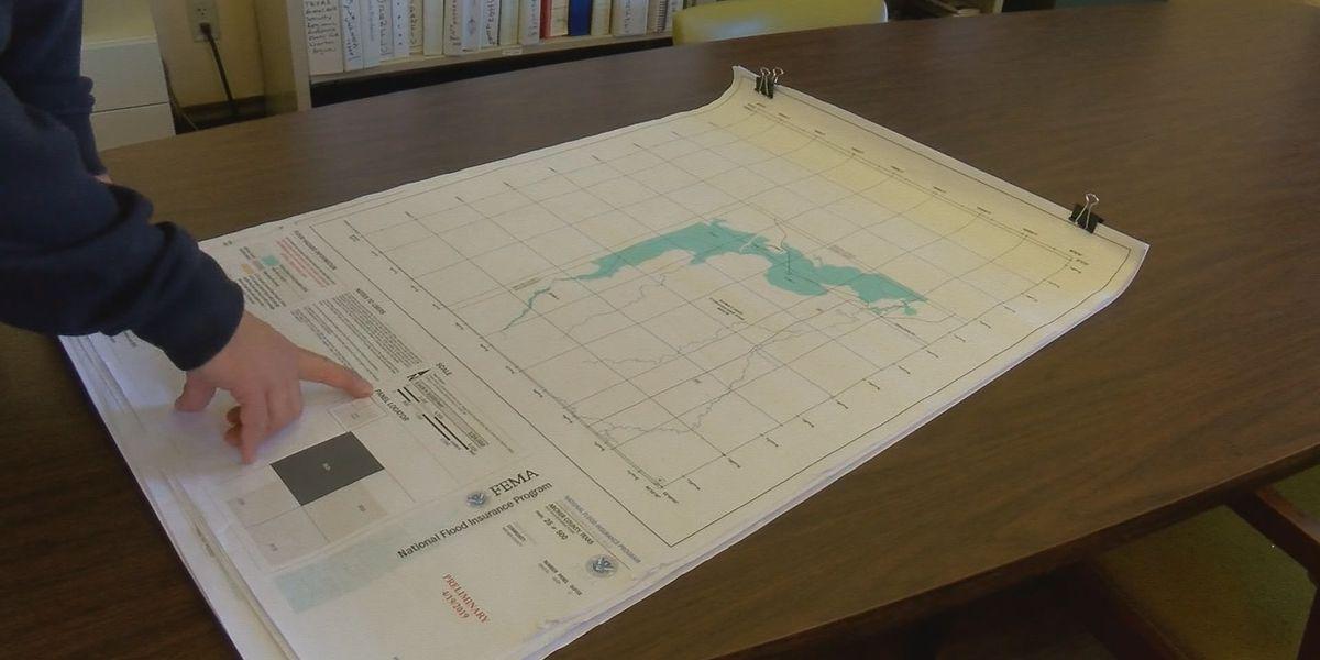 FEMA draws new flood maps in Archer County
