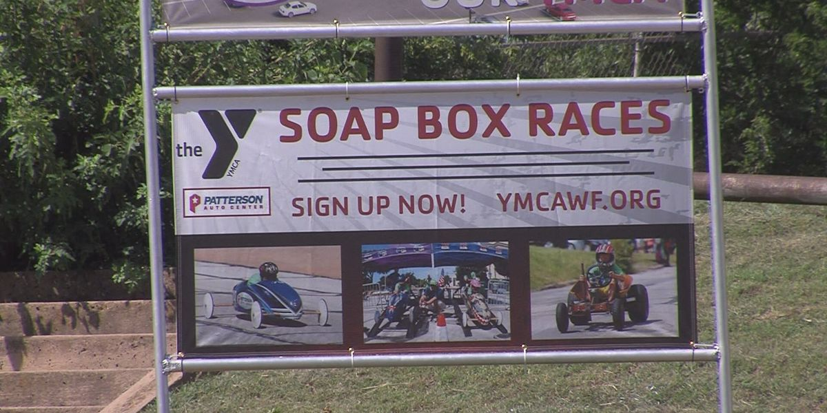 YMCA Soap Box Derby Car Races This Weekend