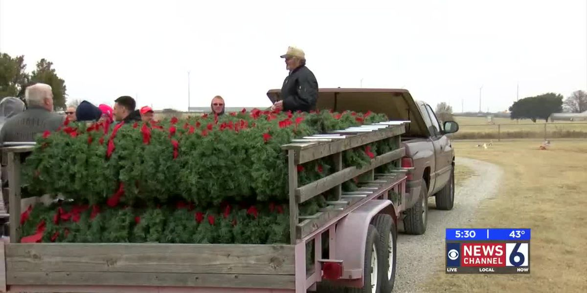 Wreaths across America celebrated in WF