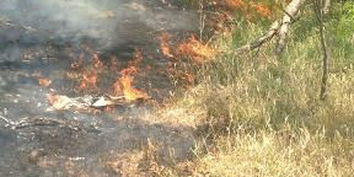 Grass Fire Evacuation
