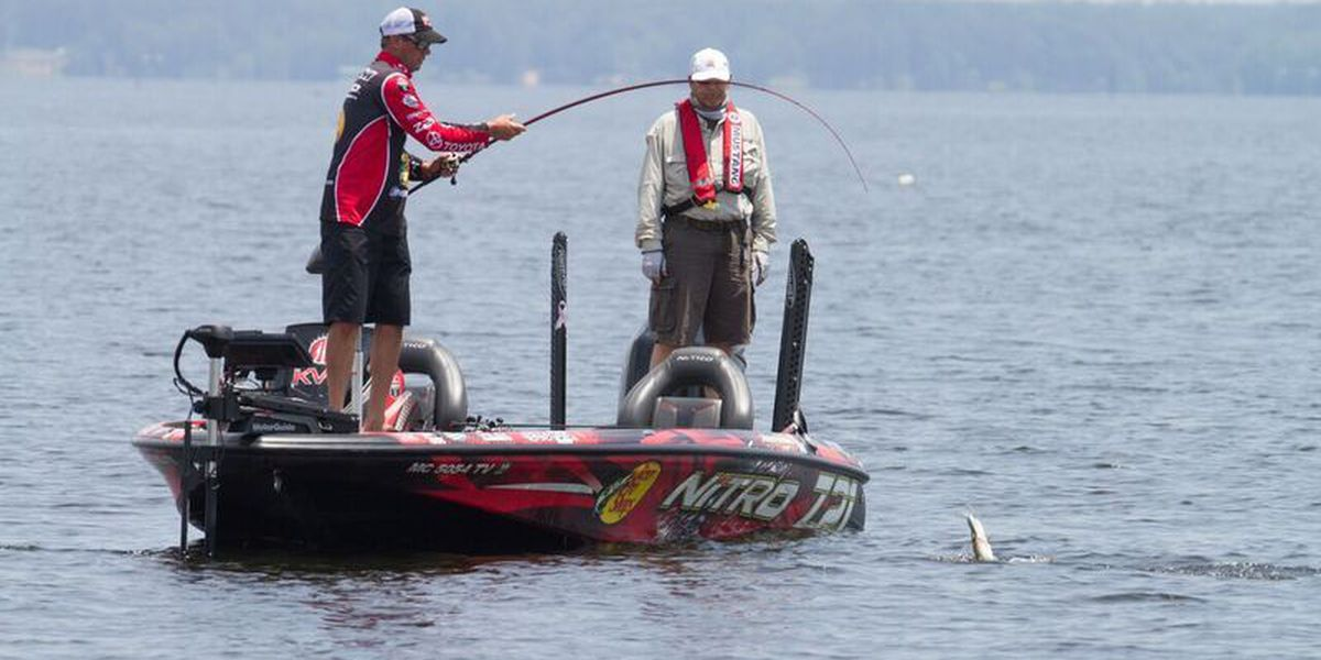 Best anglers making their way to Rayburn for Toyota Texas Fest
