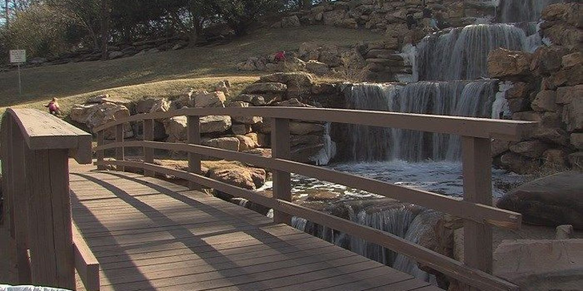WF waterfall bridge and trail to undergo renovations