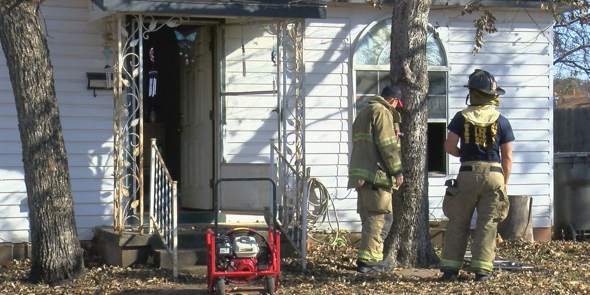 Small fire on Inwood street causes minor damage to home
