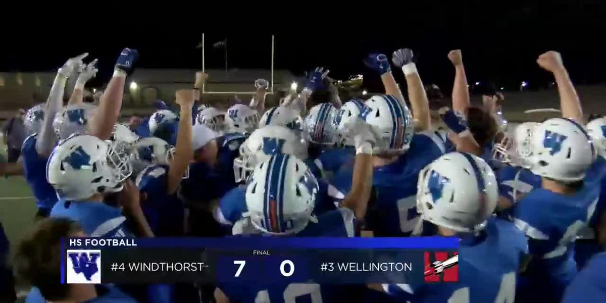 Windthorst Trojans defeat Wellington, advance to state title game