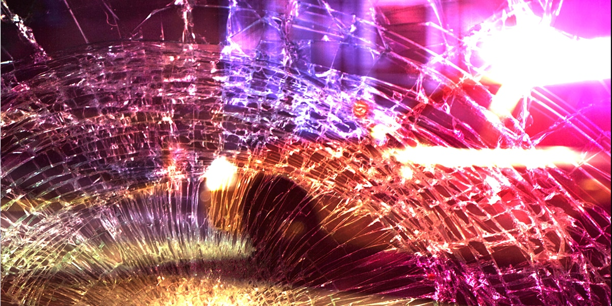 One dead, another severely injured in single-vehicle wreck