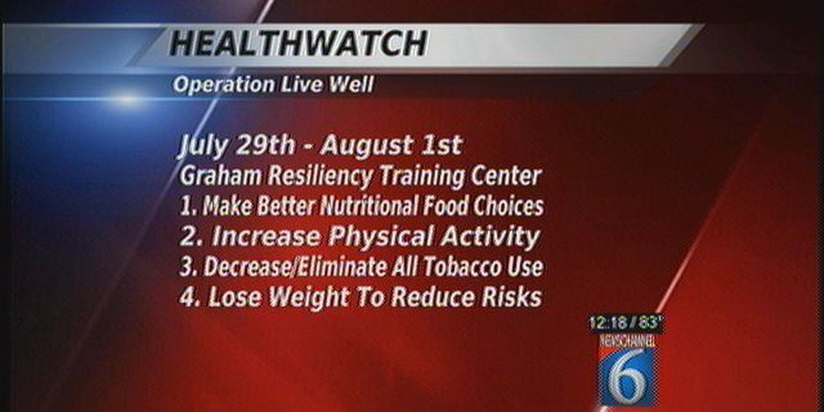 Operation Live Well