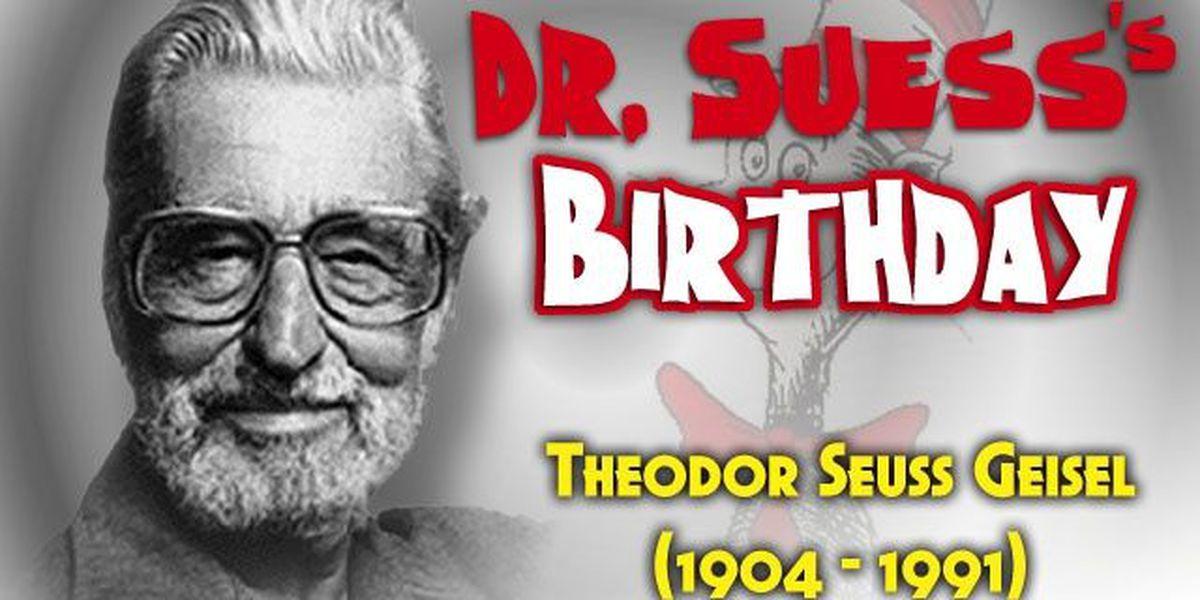 Celebrate Dr. Suess' Birthday