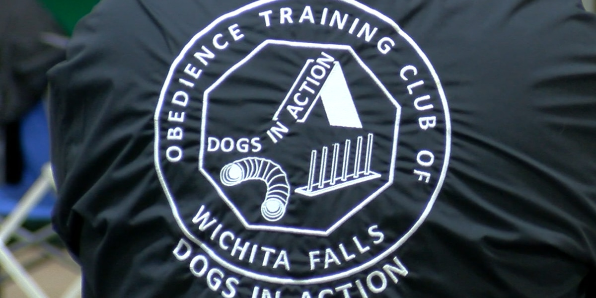 Obedience Club hosts canine rally trial