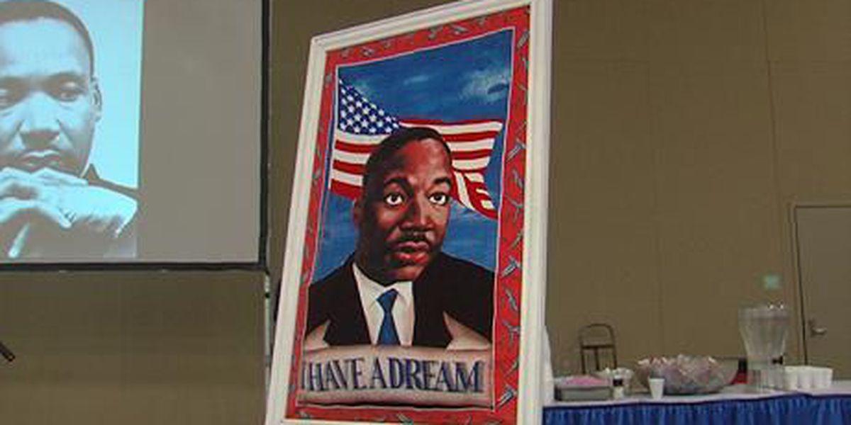 MLK Scholarship Prayer Breakfast