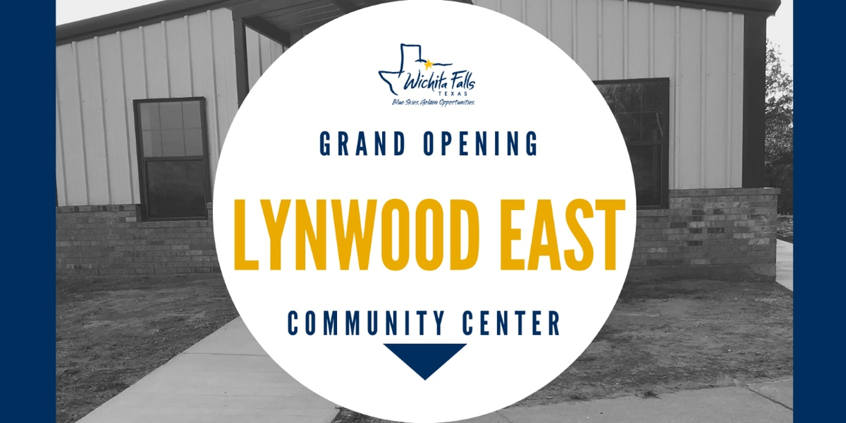 Lynwood East Community Center grand opening happening Monday