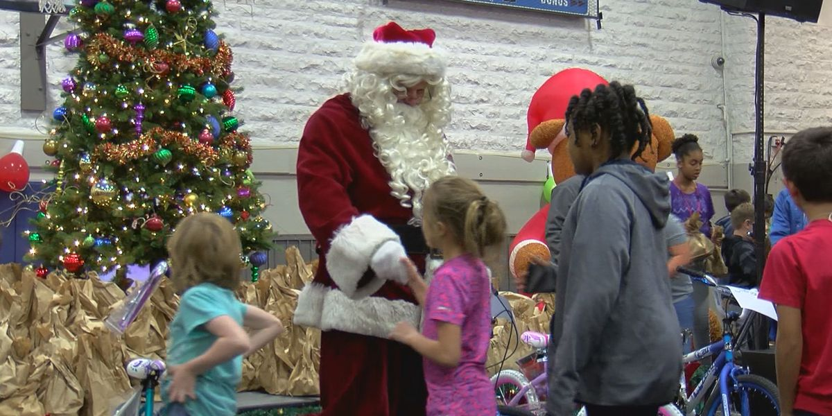 Boys and Girls Club host 91st annual Christmas party