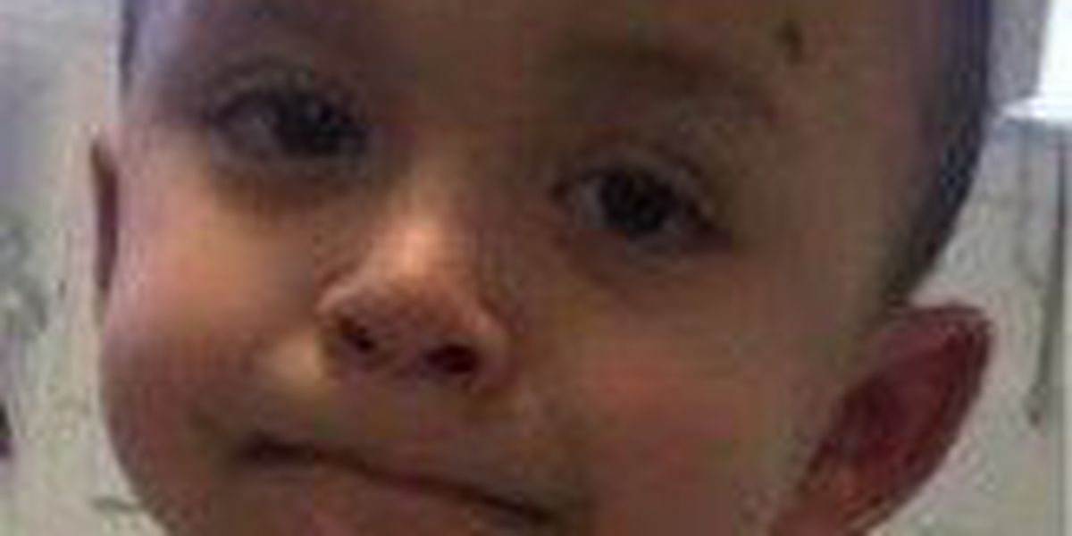 Unidentified child found at U.S./Mexico border