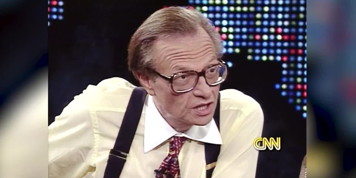Larry King dies at 87 (long obit)