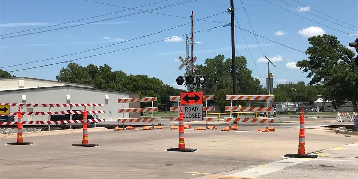 Major stormwater drainage project impacting busy Burkburnett intersection