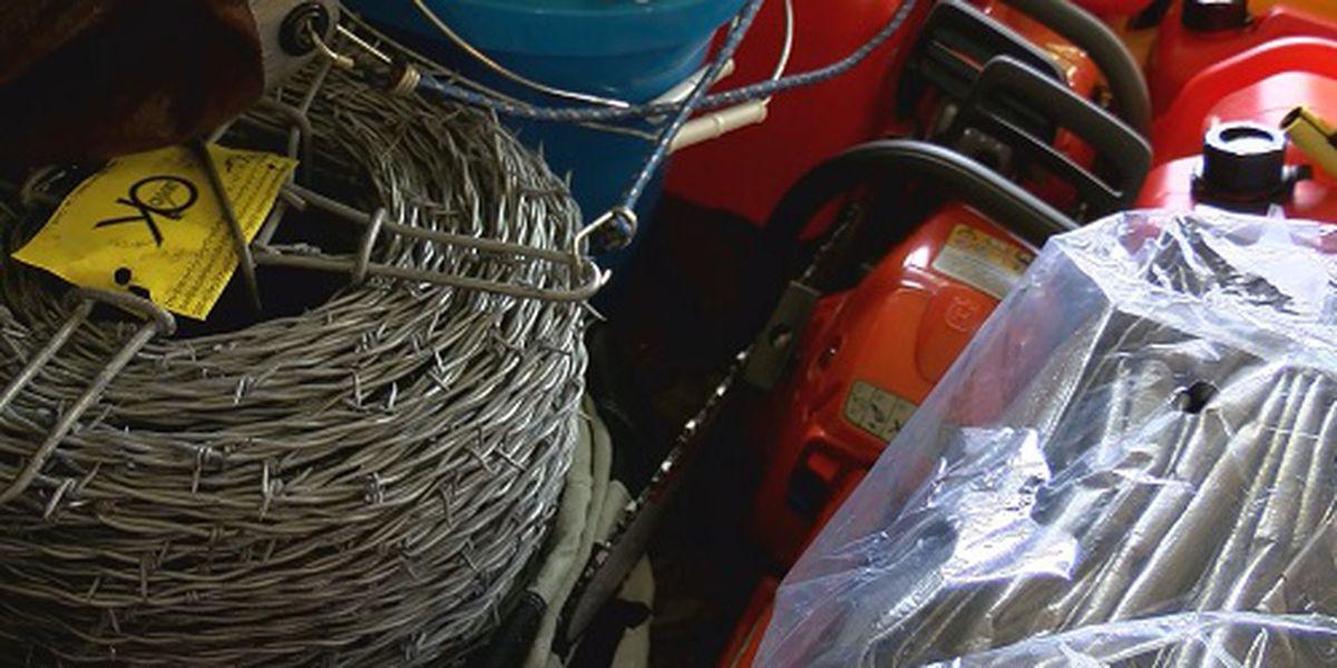 Good News: WF Man Helps Hurricane Michael Victims