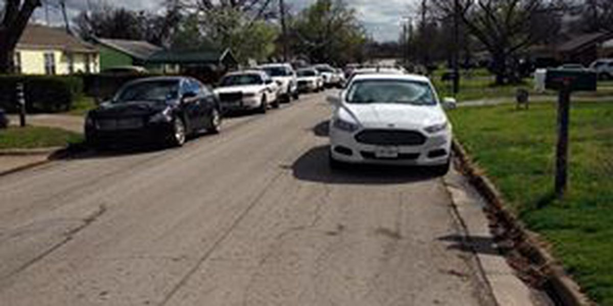 UPDATE: Standoff ends with out incident