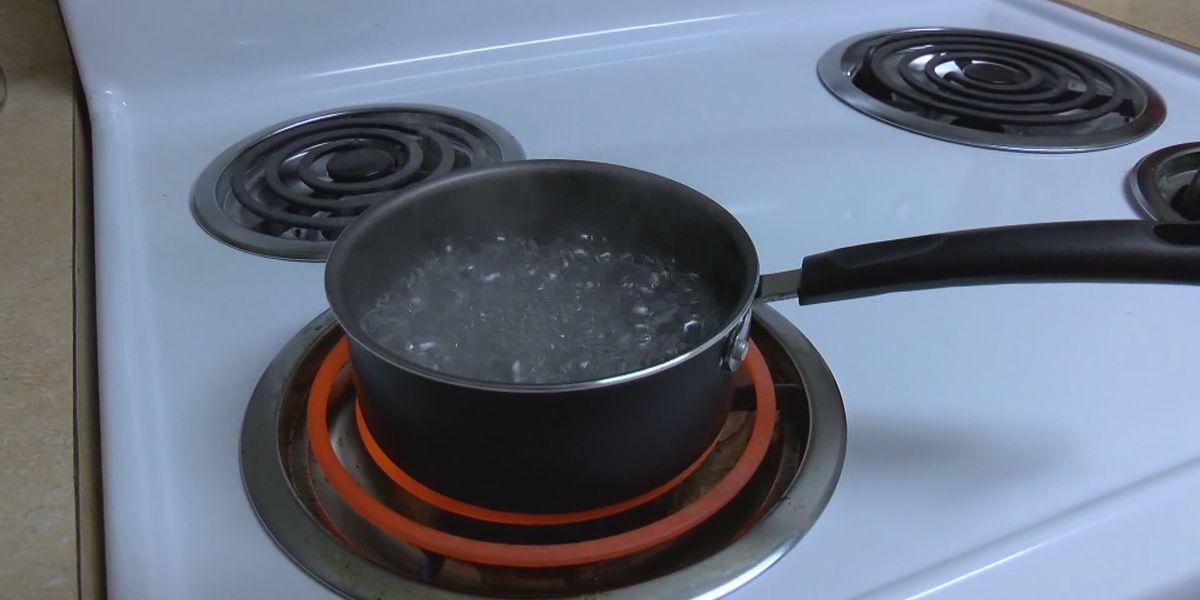 Saint Jo under boil order