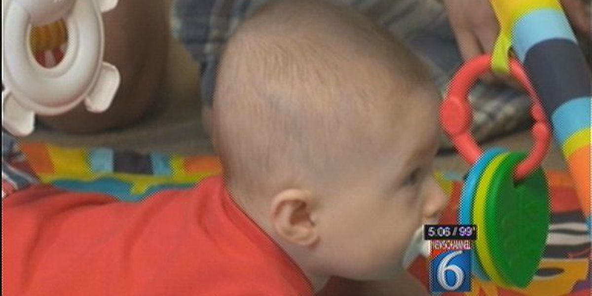 """More Infants Suffer From """"Flat Head Syndrome"""""""