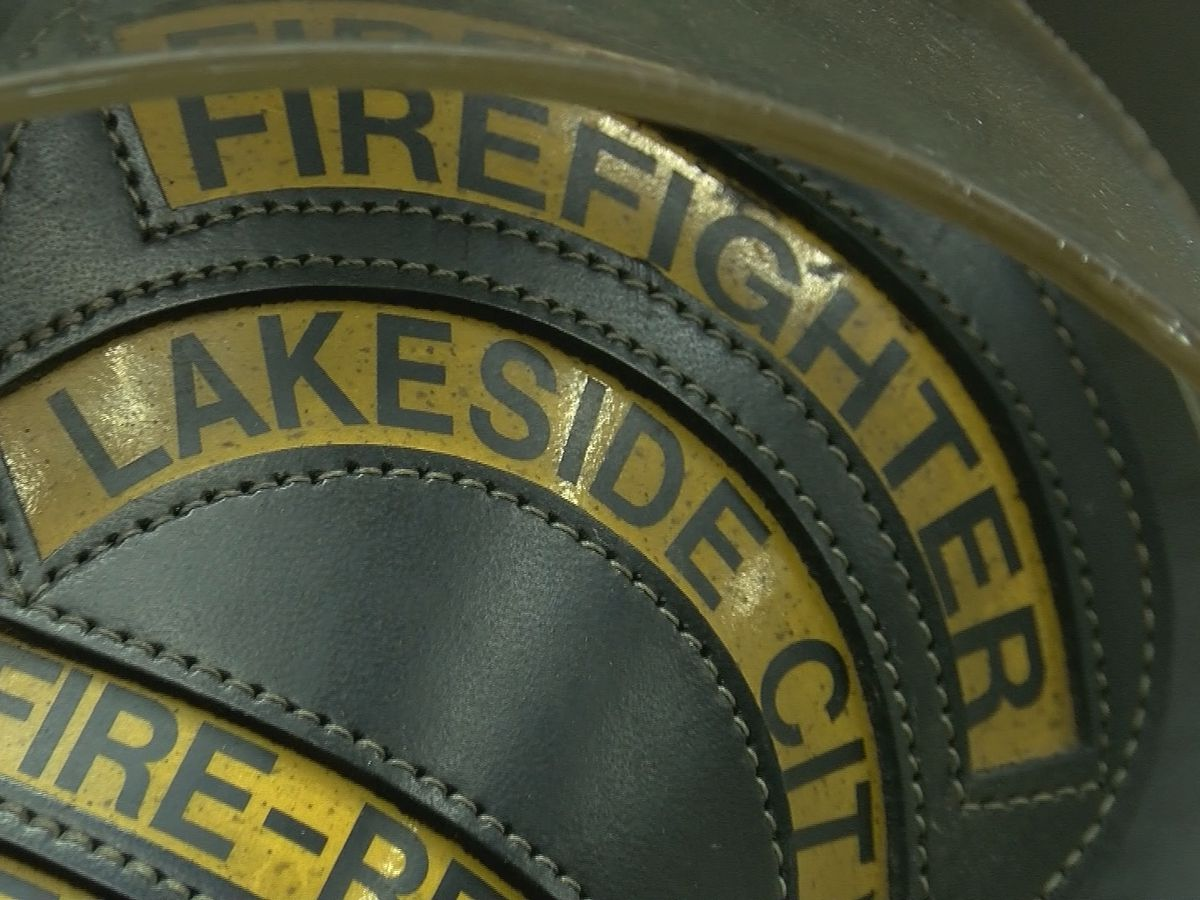 Lakeside City Volunteer Fire Department prepare to open new facility