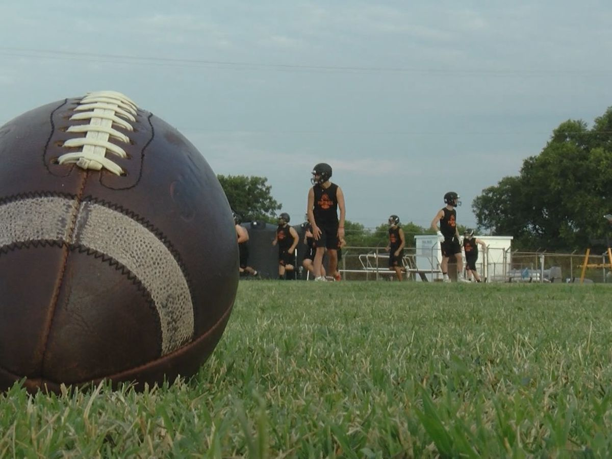Blitz on 6 Preseason Preview: Nocona Indians