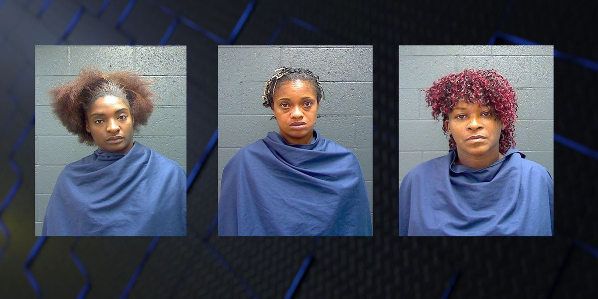 WFPD: Three women steal $1,400 of clothes