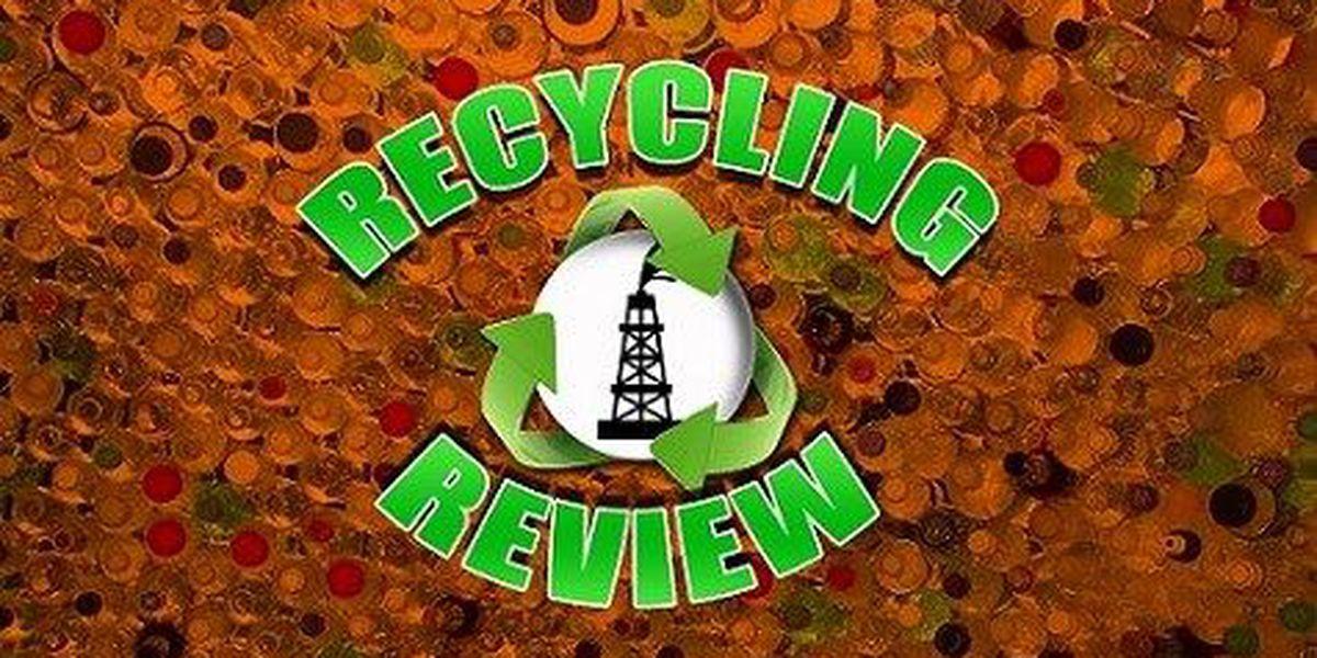 Burkburnett Reviewing Recycling