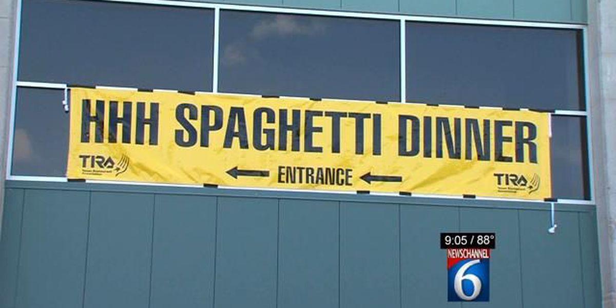 Hotter'N Hell: Spaghetti Dinner
