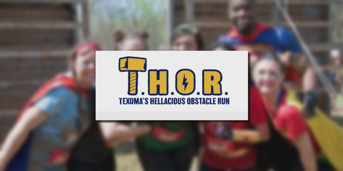 Sign-up event being held for this year's T.H.O.R. event
