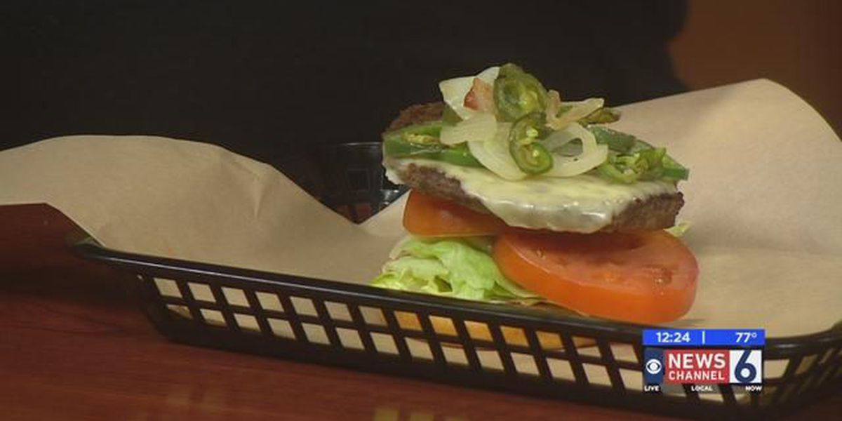 Sizzling With 6: Main Street Grill Fire Burger