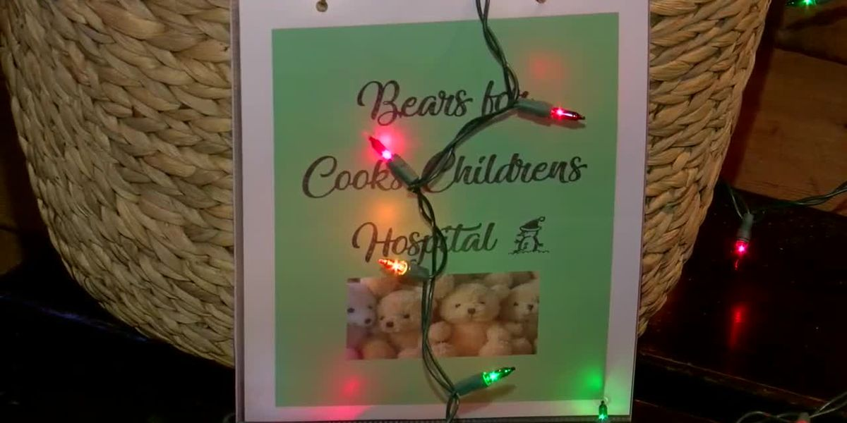 Parkway Grill asking for Teddy Bear donations for hospitalized kids
