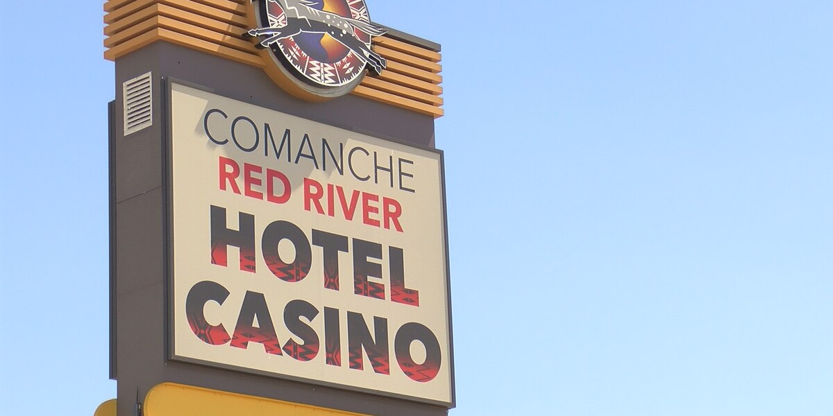 Comanche Red River Casino reopens