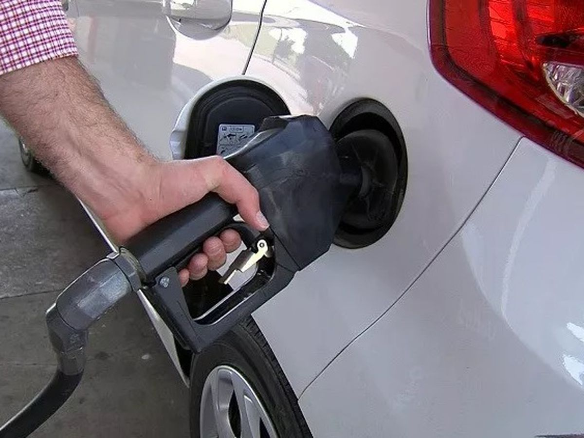 Gas prices down seven cents in Wichita Falls