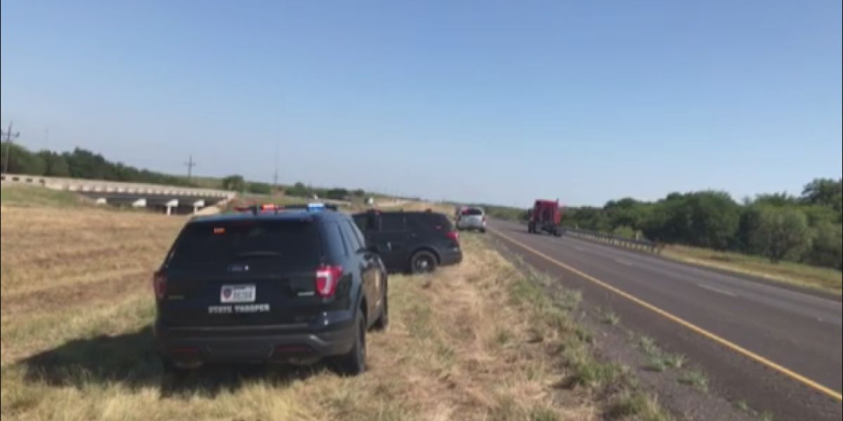 Body found under bridge on Hwy 287