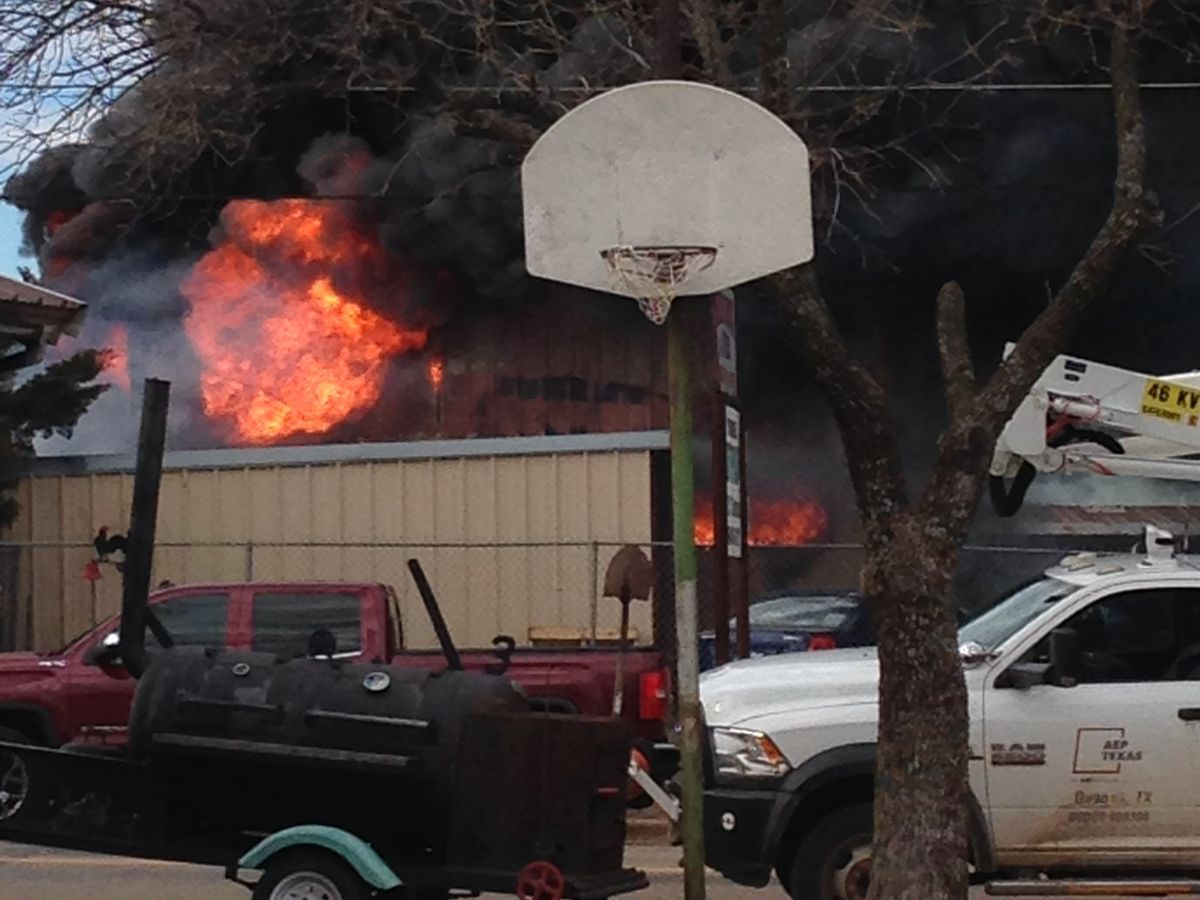 UPDATE: Retired Vernon firefighter killed in explosion in Quanah; second fire breaks out