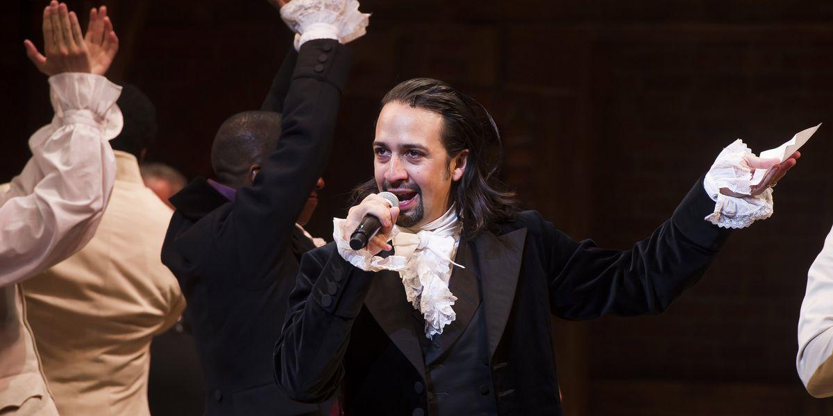 Disney makes filmed version of 'Hamilton' streamable in July