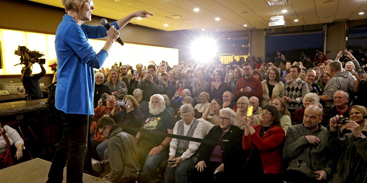 2020 Democratic primary set to intensify