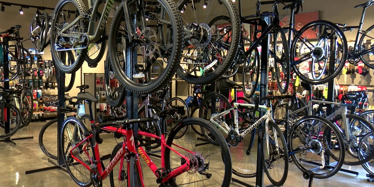 Bike sales are up in Wichita Falls ahead of HHH