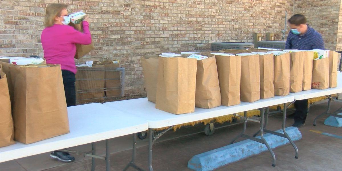 Food pantry is serving more people in need