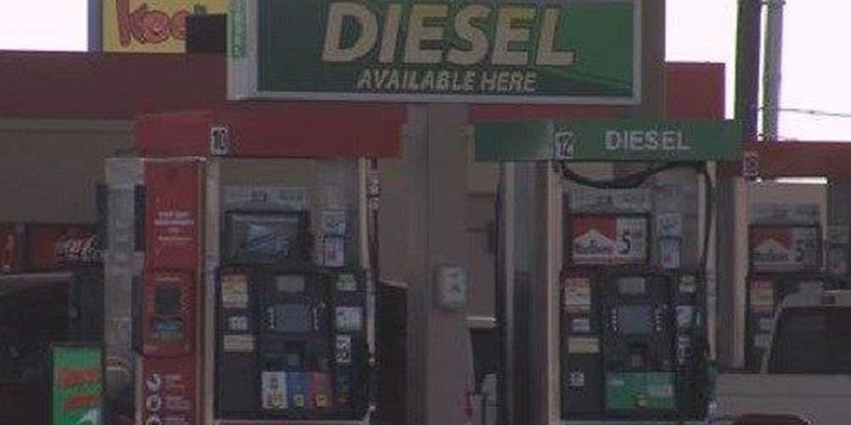 Gas Prices In Texoma Below State And National Average